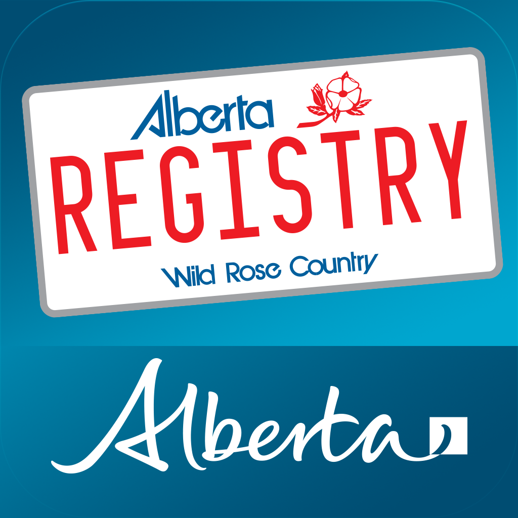 Alberta registry services par government of the province for Alberta motor vehicle registration