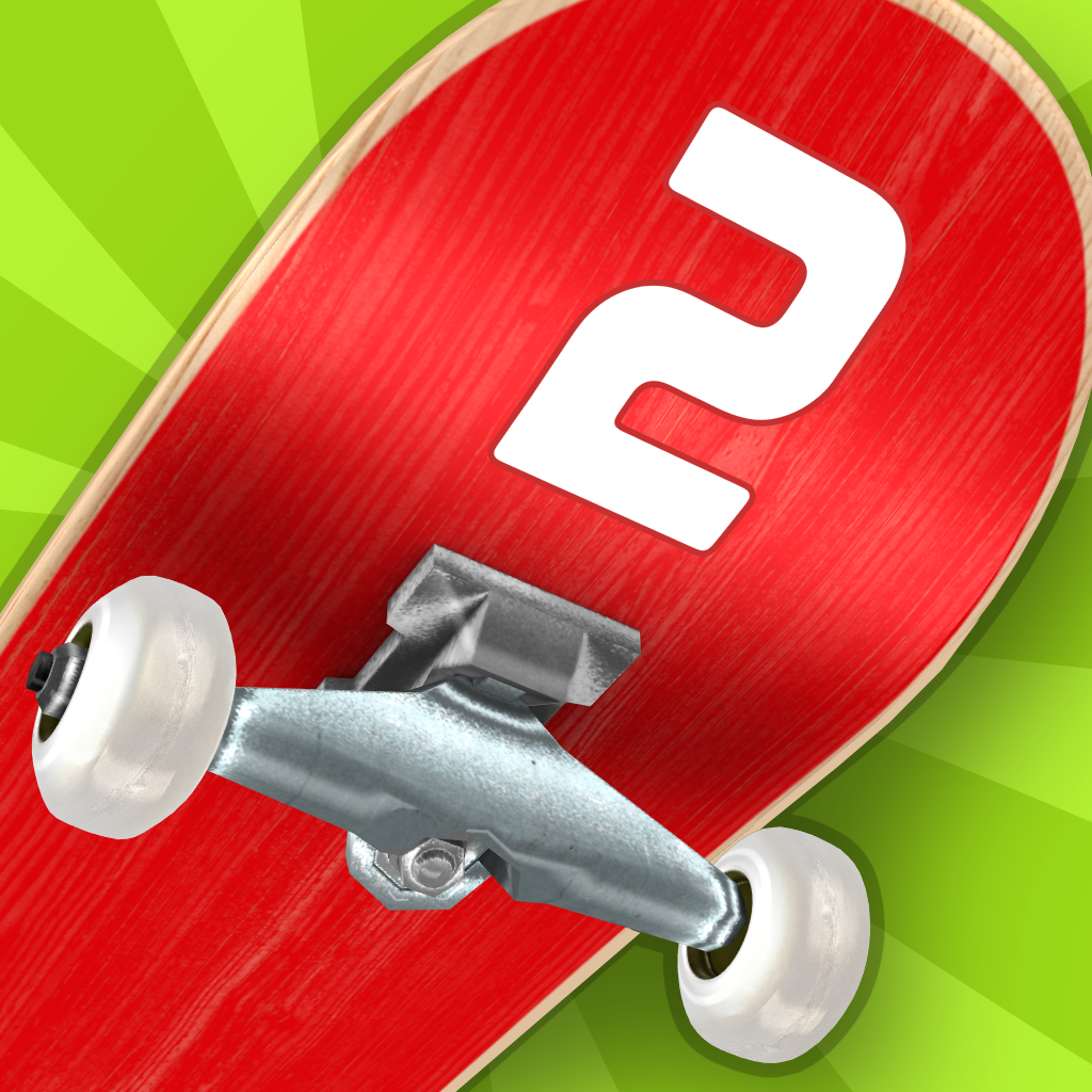 iPhone, iPad: »Touchgrind Skate 2«